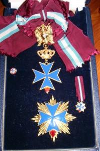 Croce di Cavaliere di Gran Croce di Giustizia