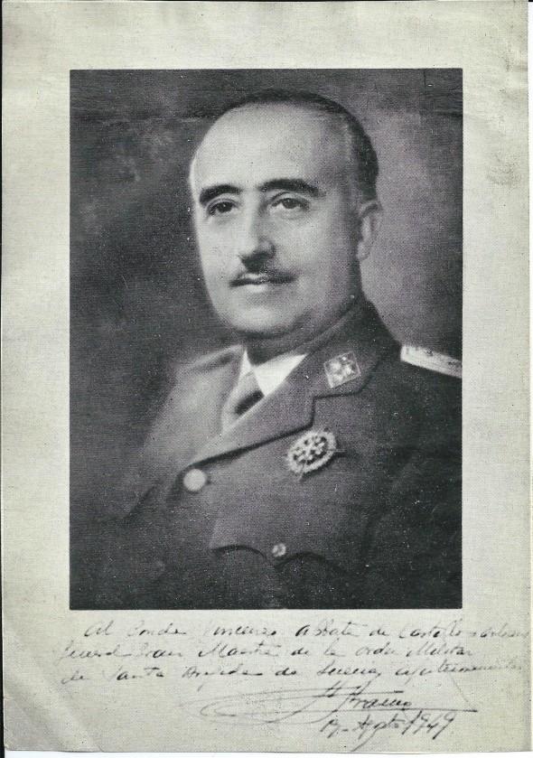 Gen. Franco