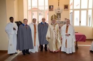 Ordine Militare di S. Brigida - Il Gran Maestro con il Gran Priore