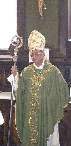 S. Ecc. Mons. Fouad Twal  - Patriarca di Gerusalemme