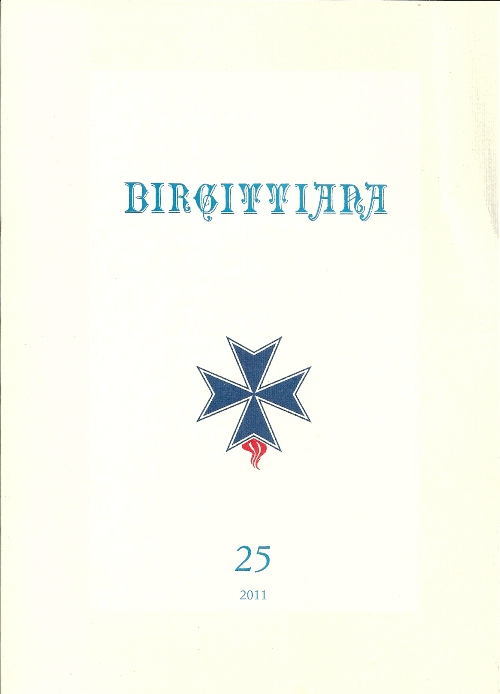 Birgittiana. Rivista scientifica internazionale
