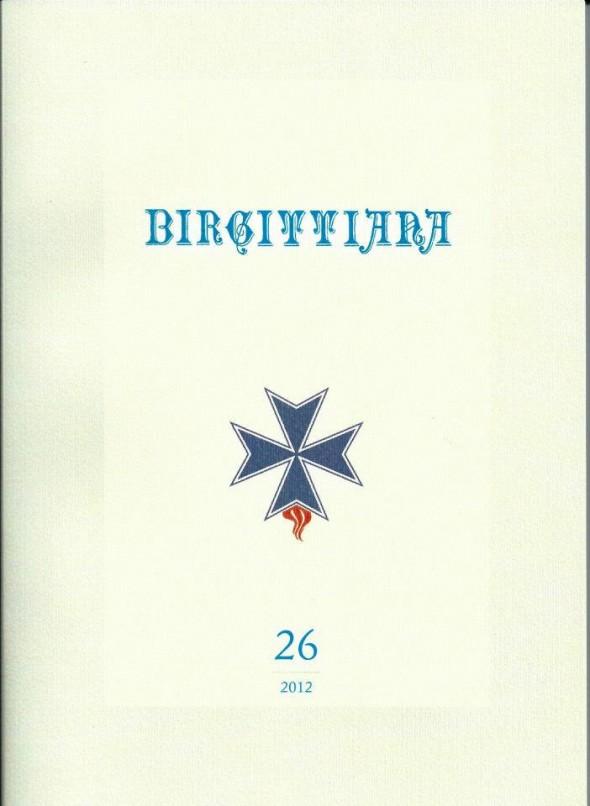Birgittiana nr. 26